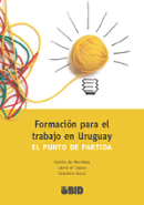 On the job training in Uruguay: The starting point