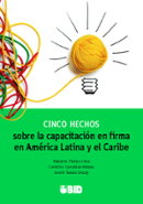 Five facts about on the job training in Latin America and the Caribbean