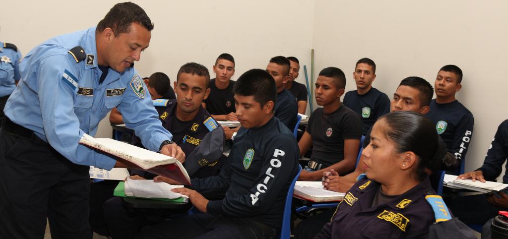 honduras policia