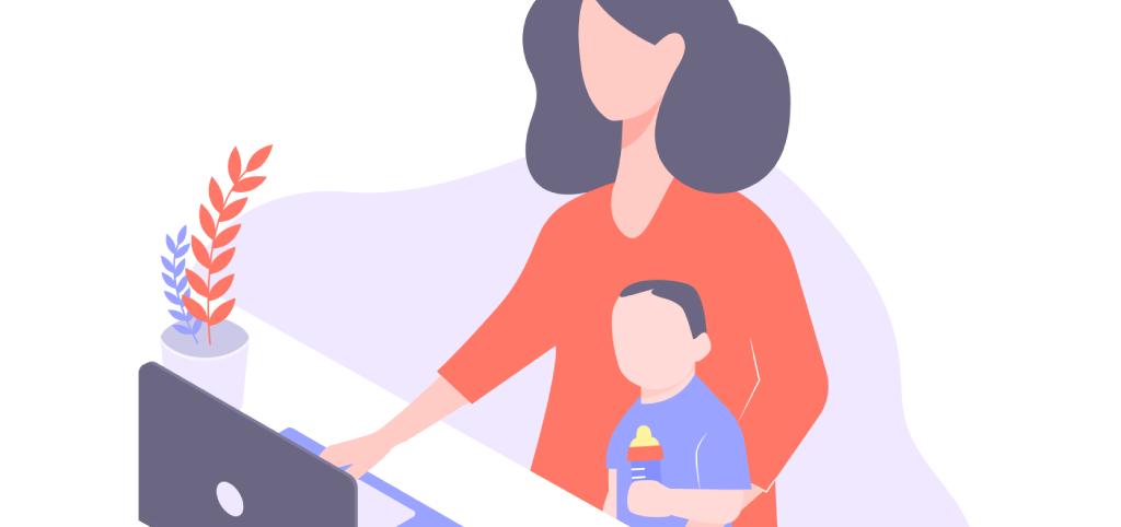 mama trabajadora