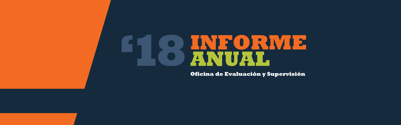 Banner informe anual ar18
