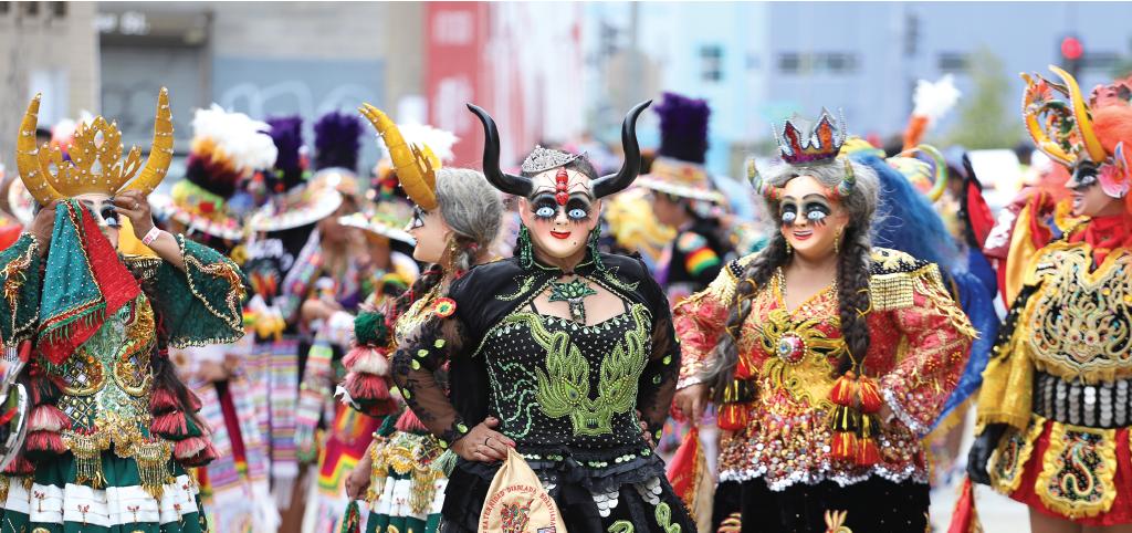 Oruro Carnival