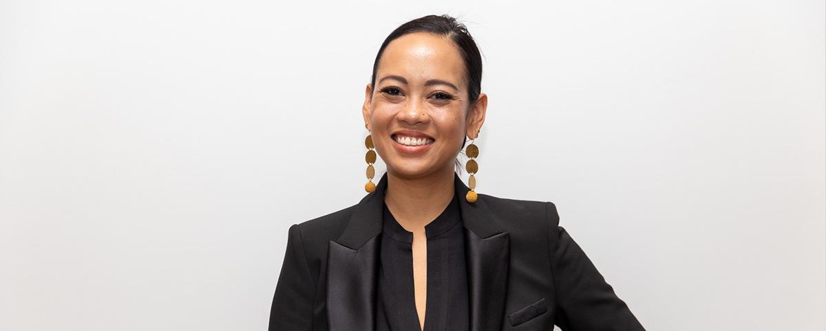 Designer Anya Ayoung-Chee