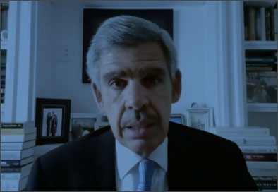 Conversation with Mohamed El-Erian on economic and financial impacts of the coronavirus