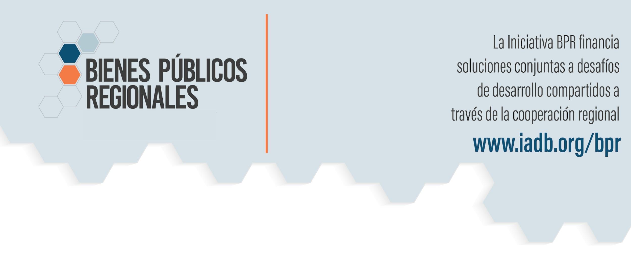 Bienes Públicos Regionales