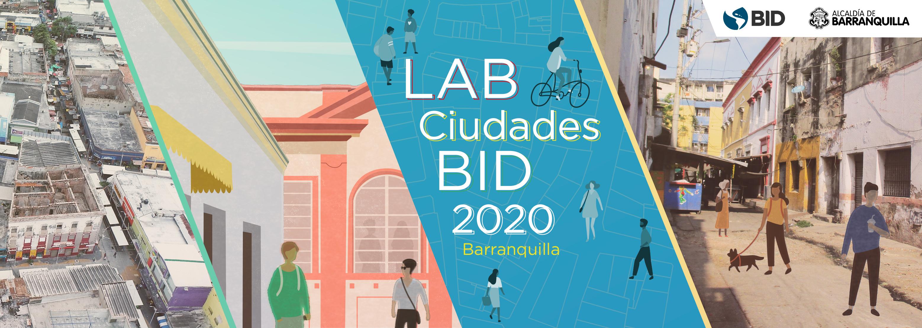 Concurso universitario LAB Ciudades BID 2020: recuperando los callejones del centro antiguo de Barranquilla