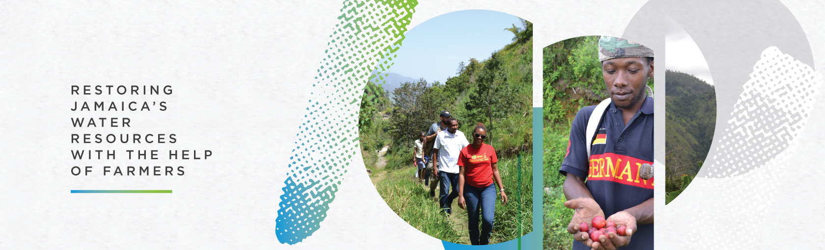 Restoring Jamaica's Water Resources With the Help of Farmers