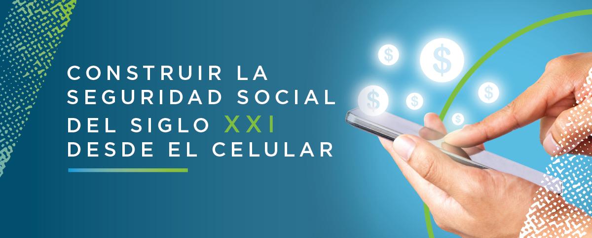 ¿Y si pudieras comenzar a ahorrar desde tu celular? Este experimento, que usa nuevas tecnologías y la economía del comportamiento, está abriendo nuevas avenidas para que trabajadores planifiquen su futuro.