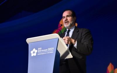 IDB President Mauricio
